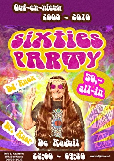 Sixties Party (flyer)