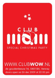Special Christmas Party (flyer)