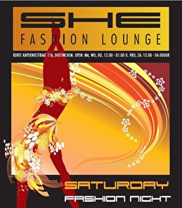 Fashion Night (flyer)