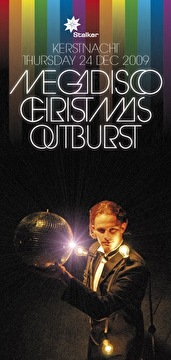 Mega Disco Christmas Outburst (flyer)