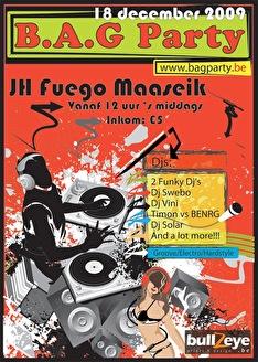 B.A.G. Party (flyer)