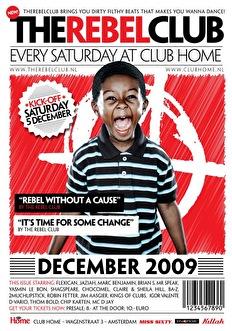 The Rebel Club (flyer)