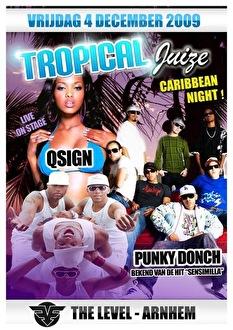 Tropical Juize (flyer)