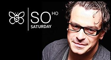 Soho Saturday (flyer)