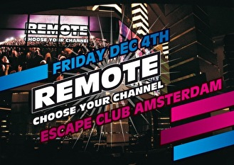 Remote! (flyer)