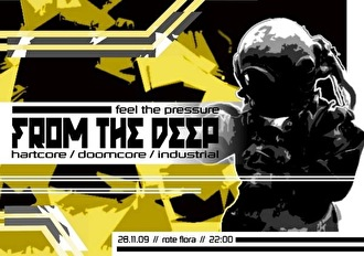From The Deep (flyer)