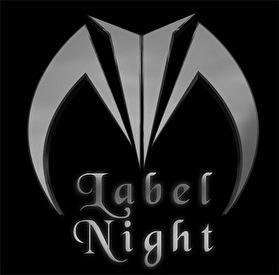 Mythica Label Night (flyer)