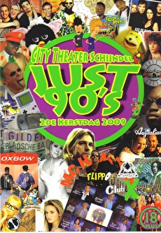 Just 90's (flyer)