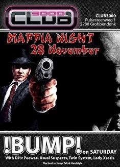 Maffia Night (flyer)