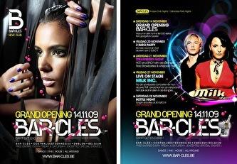 Bar-Clés (flyer)
