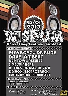 Wisdom (flyer)