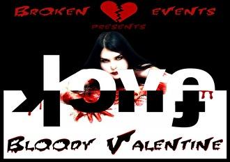 Bloody Valentine (flyer)