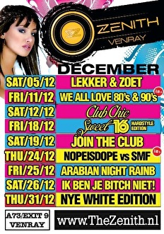 Club Chic (flyer)