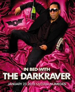 In bed with the Darkraver (flyer)