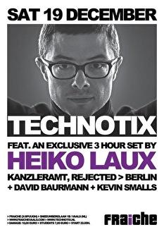 Technotix (flyer)