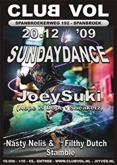 Sundaydance (flyer)