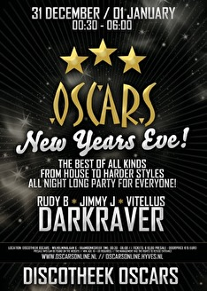 Oscars NYE (flyer)