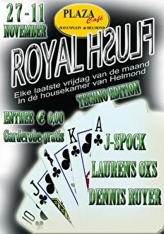 Royal Flush (flyer)
