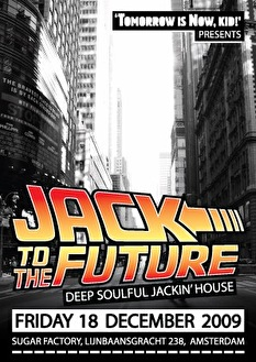 Jack to the future (flyer)