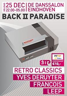 Back II Paradise (flyer)