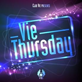 Vie Thursday (flyer)