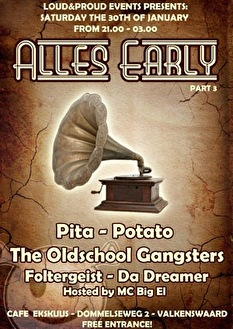 Alles Early (flyer)