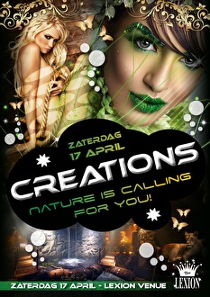 Creations (flyer)