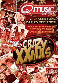 Crazy XXmas (flyer)