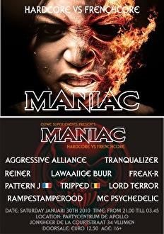 Maniac (flyer)