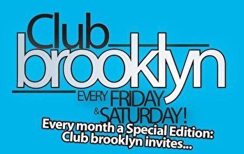 Club Brooklyn (flyer)