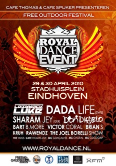 Royal Dance Event (flyer)