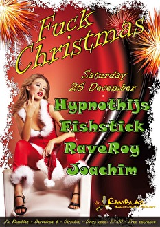 Fuck Christmas (flyer)