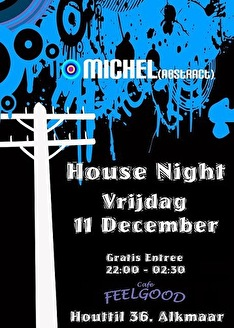 House Night (flyer)