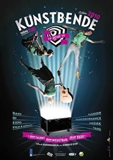 Kunstbende DJ Contest (flyer)