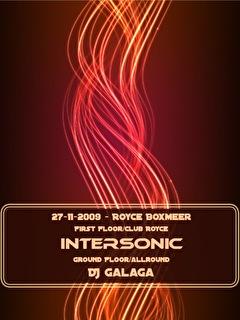 Intersonic (flyer)