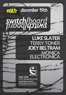 Electronation's Switchboard (flyer)