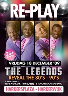 The Legends (flyer)