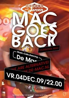 Mac Goes Back (flyer)