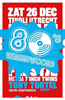 80's Verantwoord (flyer)
