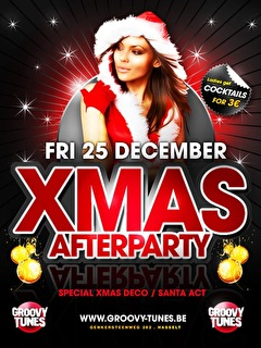Xmas AfterParty (flyer)