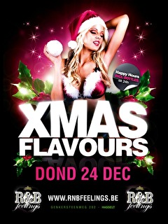 Xmas Flavours (flyer)