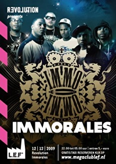 Immorales (flyer)
