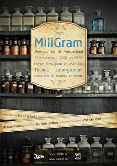 MiliGram (flyer)