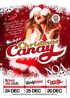 Candy Club (flyer)