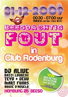 Beesdachtig fout (flyer)