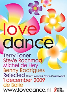 Lovedance (flyer)