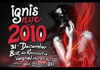 Ignis NYE 2010 (flyer)
