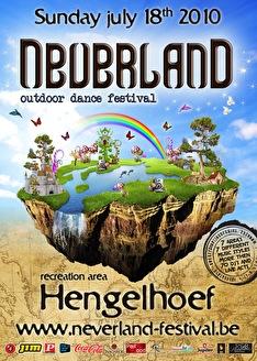 Neverland Festival (flyer)