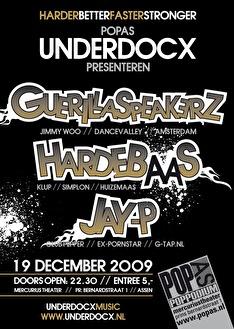 UnderDocx (flyer)