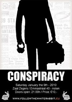 Conspiracy (flyer)